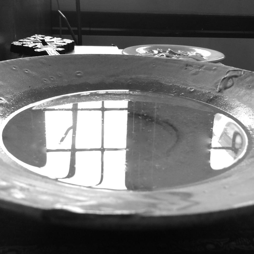 Water Bowl Baptism