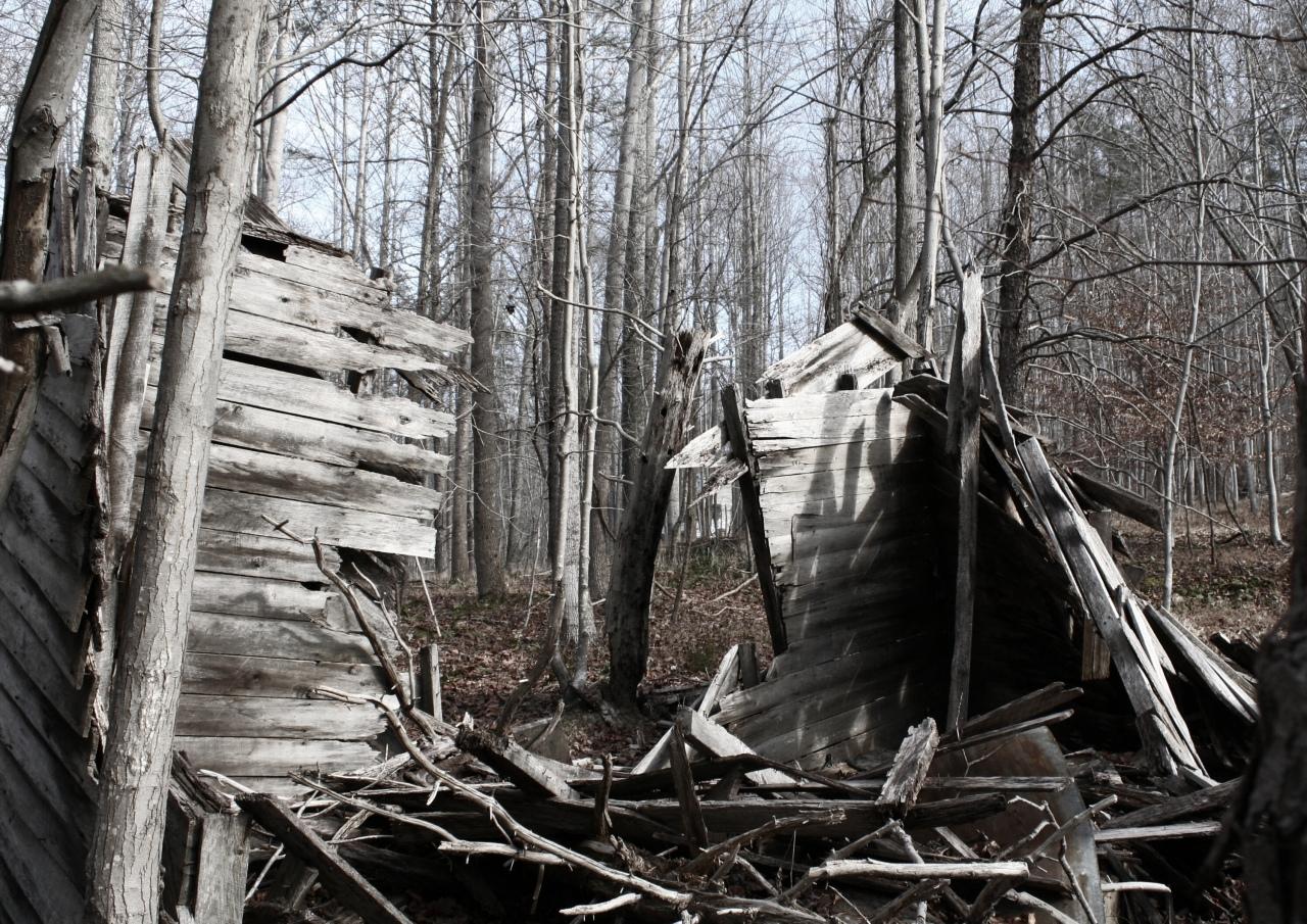 Psalm Photos – 74 –Ruins