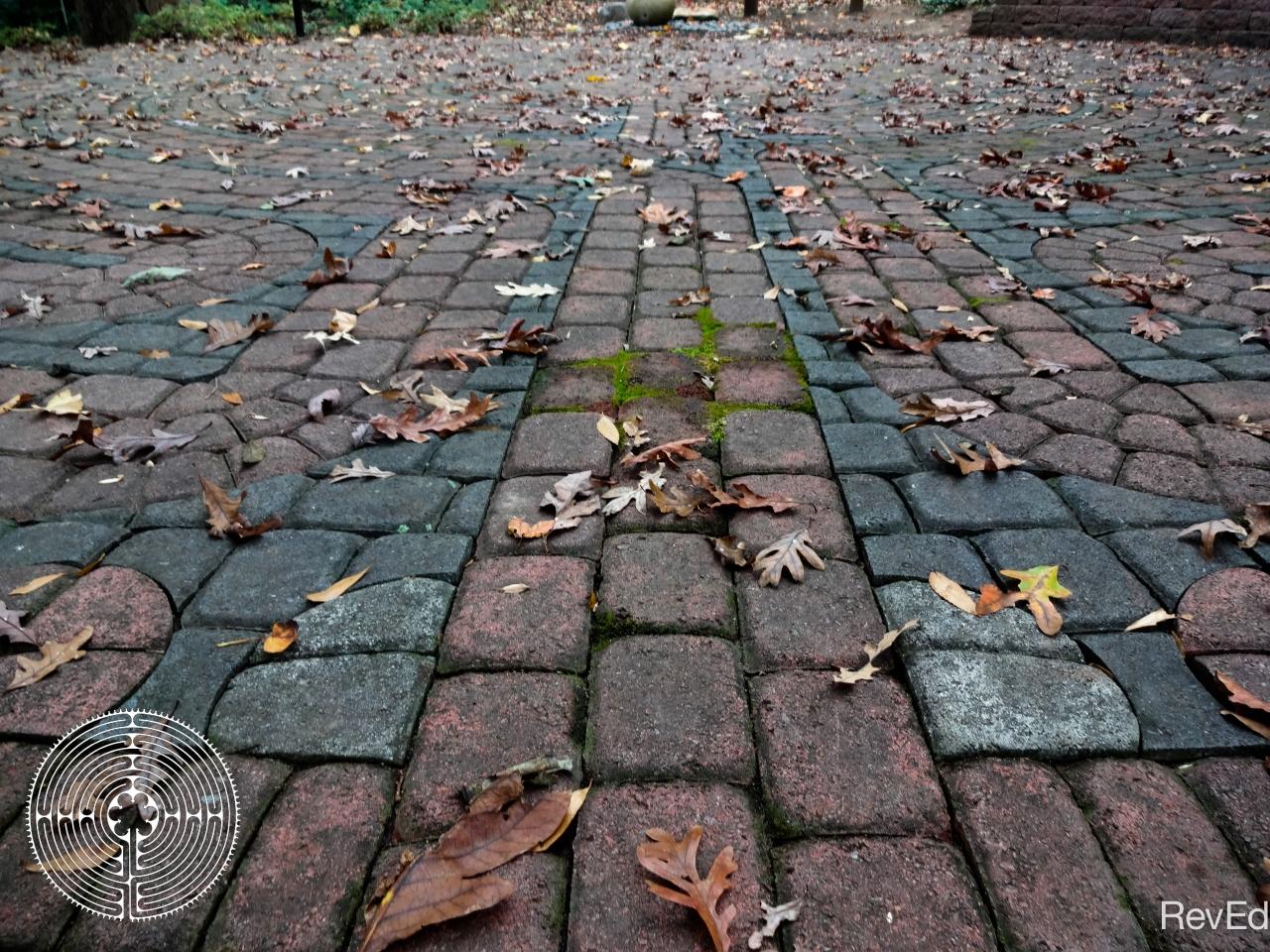 Romans Photos – 5:1-11 –Labyrinth