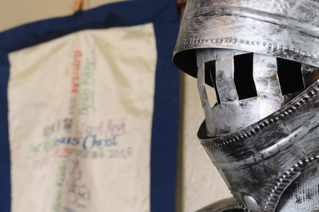Imago Romans – 13:11-14 –Armor