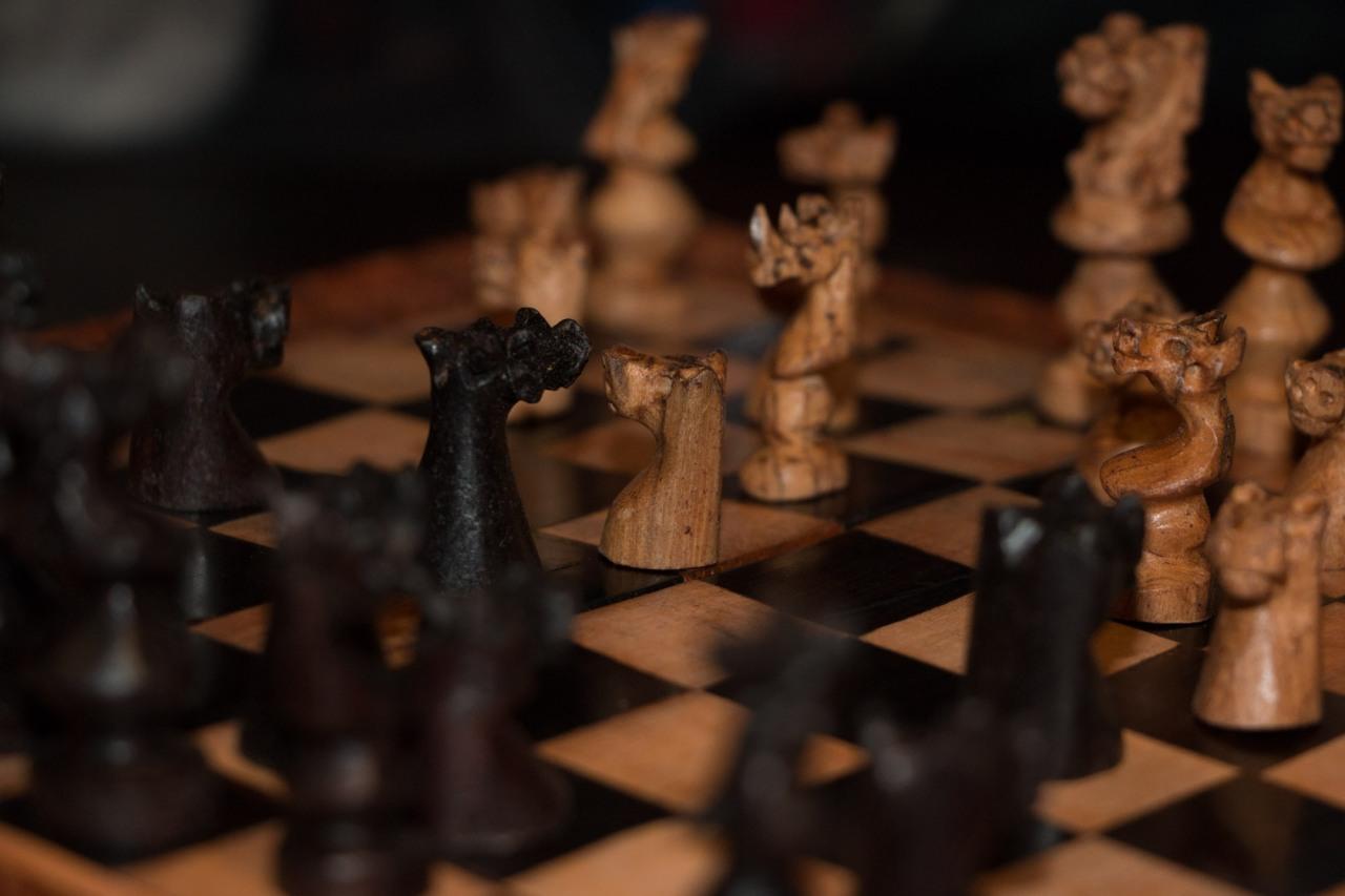 Imago Gospels – 19 –Chess