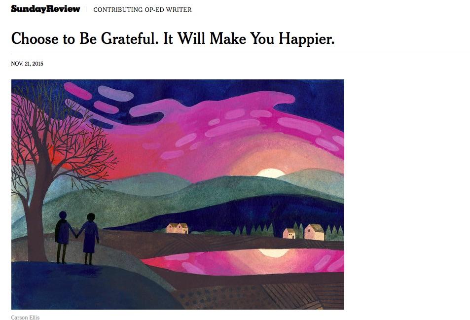 Gratitude 23 –Gratitude