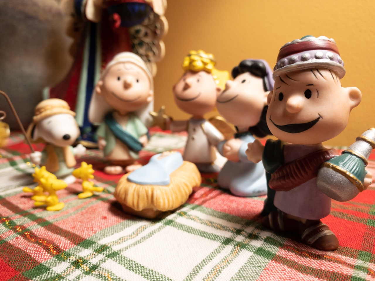 Advent Day 11 – Charlie Brown