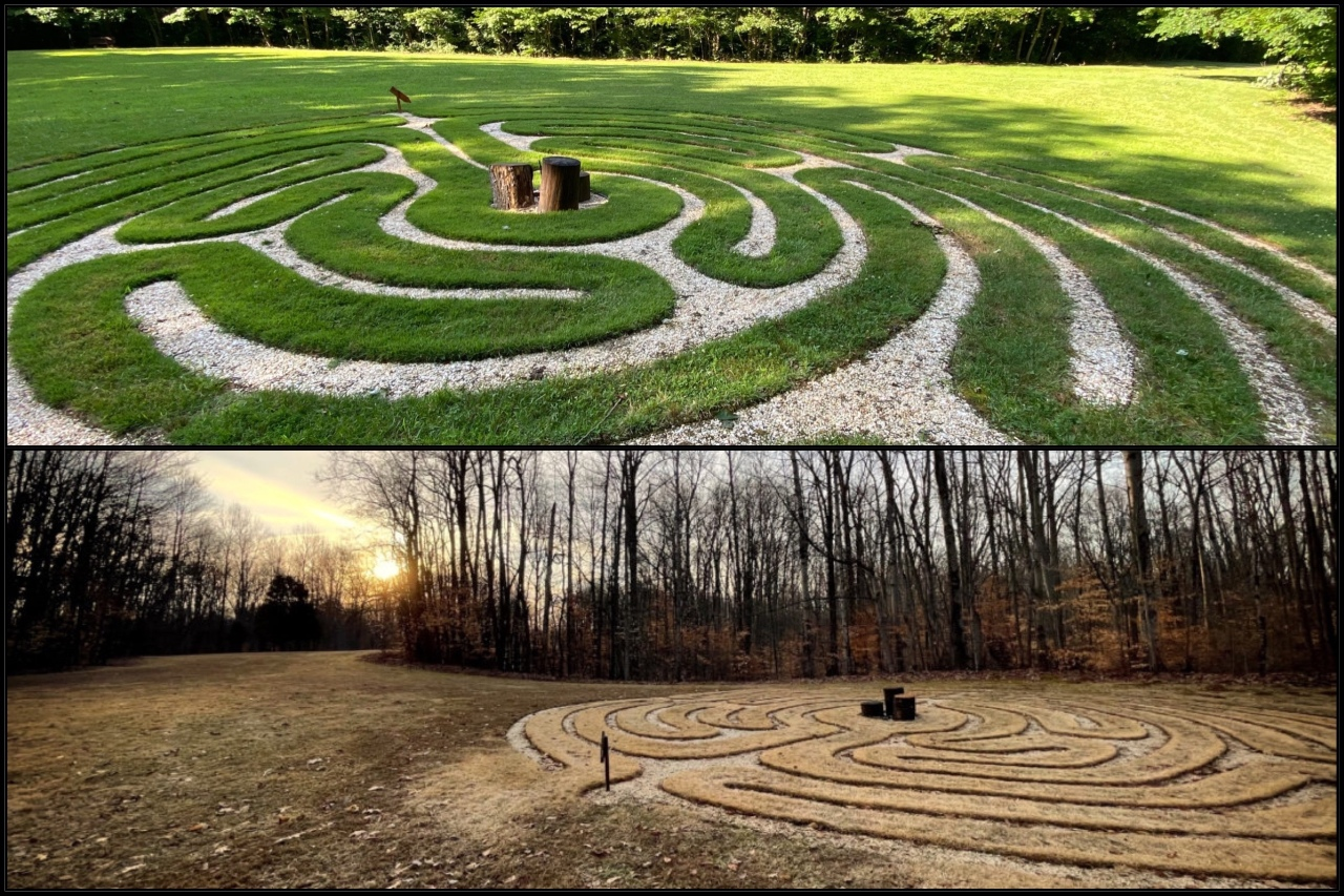 The Easter Labyrinth