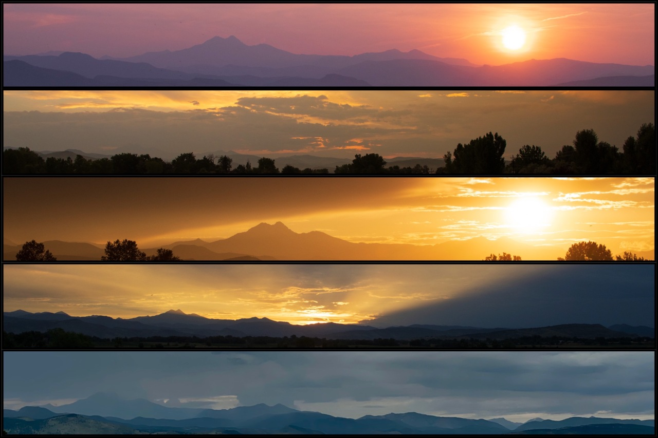 Five Sunsets